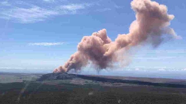 Απομακρύνονται 10.000 κάτοικοι στη Χαβάη λόγω ηφαιστειακής λάβας