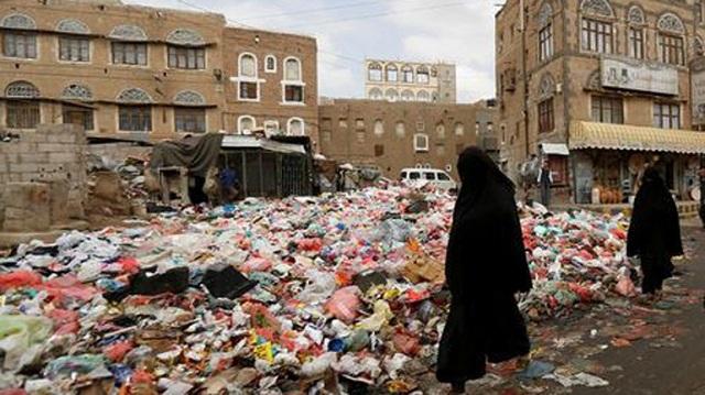 Υεμένη: Κίνδυνος επιδημίας χολέρας κατά την περίοδο των βροχών