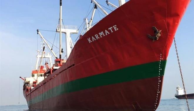 Αυτό είναι το τουρκικό πλοίο που χτύπησε την κανονιοφόρο - Ζητούν σύλληψη του καπετάνιου