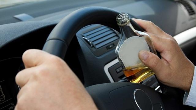 Καταδίκες για οδήγηση υπό την επήρεια οινοπνεύματος