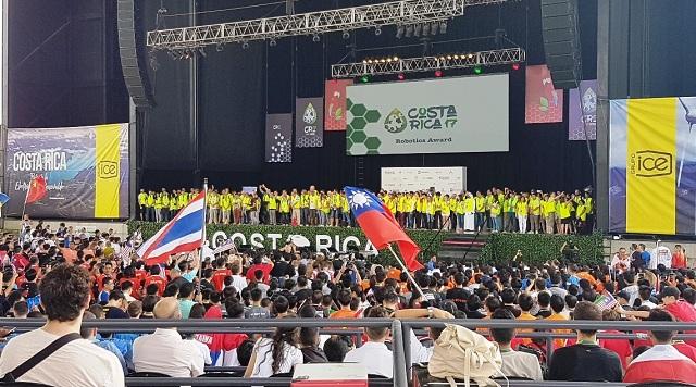 Ξεκινά ο διαγωνισμός για την Ολυμπιάδα Εκπαιδευτικής Ρομποτικής