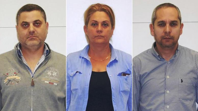 Στη δημοσιότητα τα στοιχεία των τριών Ελλήνων που εξαπατούσαν ηλικιωμένους