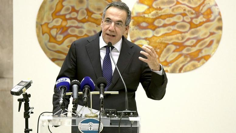 Εκτός Εθνικής τράπεζας ο Διευθύνων Σύμβουλος Λεωνίδας Φραγκιαδάκης