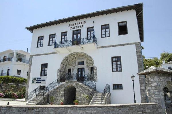 Ο «Κλεισθένης» στο Δημοτικό Συμβούλιο Ζαγοράς