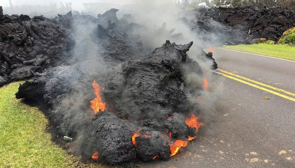 Χαβάη: Η δραστηριότητα του Κιλαουέα μπορεί να συνεχιστεί για μήνες
