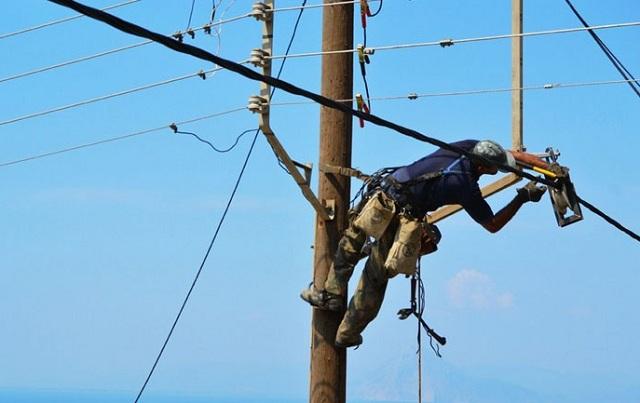 Εκτεταμένη διακοπή ηλεκτροδότησης στο Αν. Πήλιο