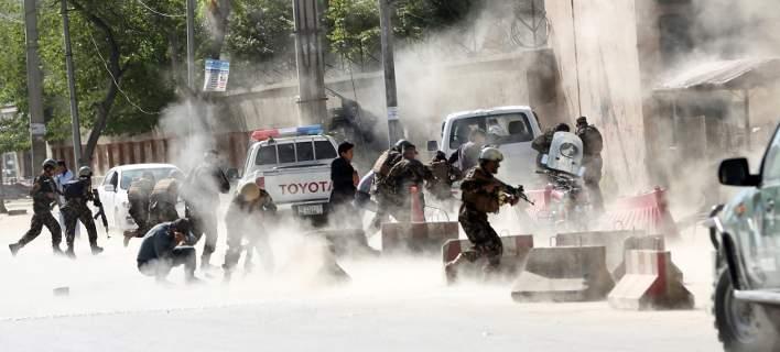 Η αστυνομία της Καμπούλ σκότωσε επίδοξο βομβιστή αυτοκτονίας