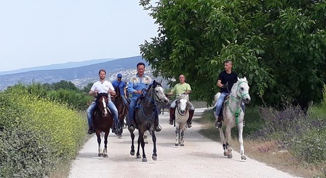 Ιππικός γύρος της Κάρλας [photos]