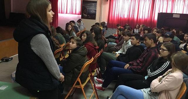Συνεργασία με κοινωνικές διαστάσεις στην Σκιάθο