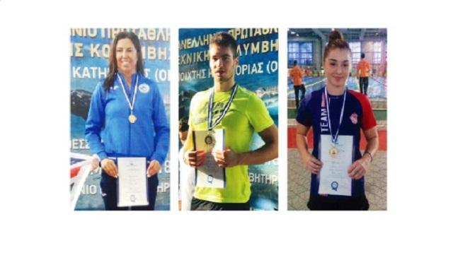 Εντυπωσίασαν Στάμου και Λιβογιάννης στο Πανελλήνιο πρωτάθλημα τεχνικής