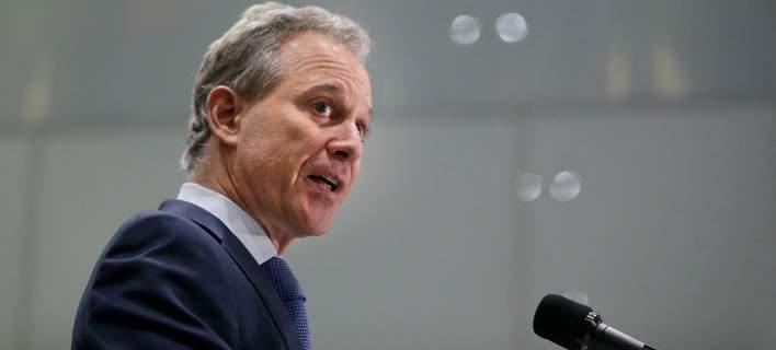 Παραιτήθηκε ο Γενικός Εισαγγελέας της Ν. Υόρκης για σεξουαλικές επιθέσεις