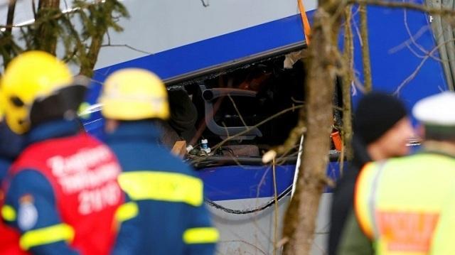 Γερμανία: Τέσσερις νεκροί σε δύο σιδηροδρομικά δυστυχήματα στη Βαυαρία