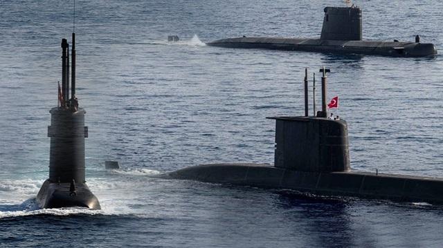 Der Spiegel: Η Γερμανία παραδίδει 6 υποβρύχια στην Τουρκία