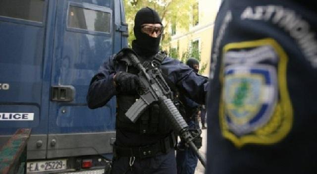 Συνελήφθη και Λαρισαίος από την αντιτρομοκρατική