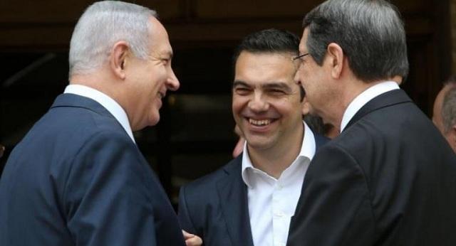 «Οργή» στην Τουρκία για την Τριμερή Ελλάδας–Κύπρου–Ισραήλ: «Αυτός είναι ο χάρτης του EastMed…»