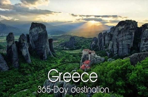 Νέα διεθνή βραβεία για το βίντεο του ΕΟΤ με εικόνες και από τη Θεσσαλία