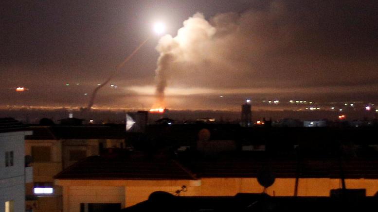 Ιρανικές ρουκέτες κατά Ισραήλ. Απάντηση με πυραύλους