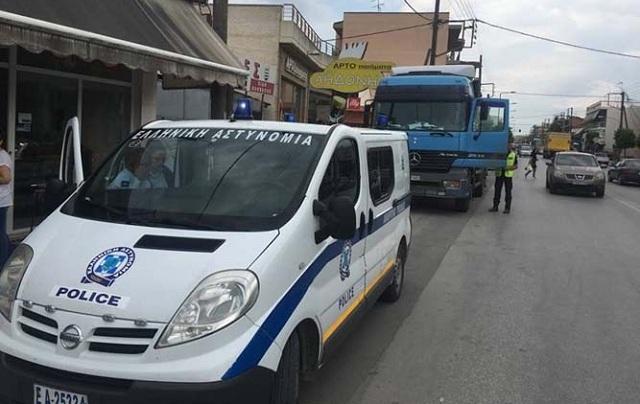 Νέο φριχτό τροχαίο στη Λάρισα: Νταλίκα παρέσυρε γυναίκα