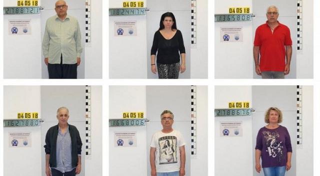 Τα 9 μέλη του κυκλώματος με τα αντικαρκινικά φάρμακα