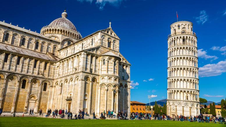 Το μυστικό του πύργου της Πίζας αποκάλυψαν Βρετανοί και Ιταλοί μηχανικοί
