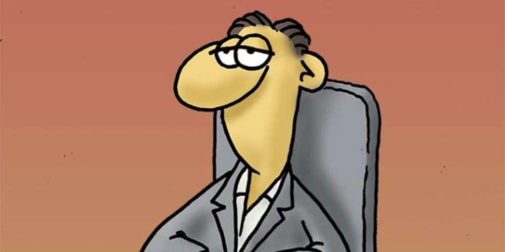 Το καυστικό σκίτσο του Αρκά για τους καρεκλοκένταυρους πολιτικούς