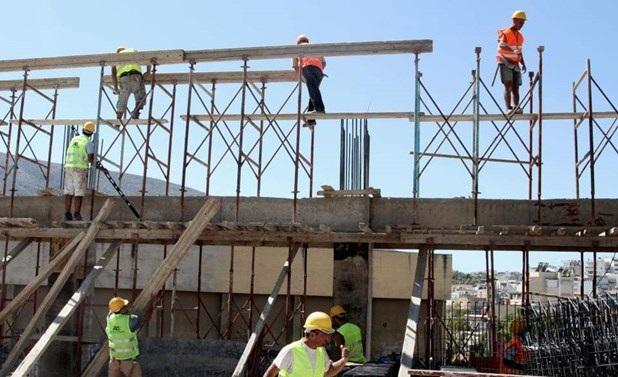 Υποχώρησε η οικοδομική δραστηριότητα στη Θεσσαλία. Εκδόθηκαν 57 άδειες