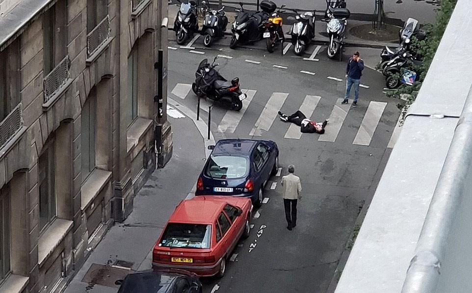 Τσετσένος ο τρομοκράτης που σκότωσε στο Παρίσι