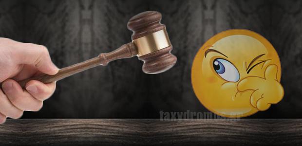 Τον καταδίκασε... emoticon - Φατσούλα που γελούσε, αποτέλεσε αιτία ενοχής
