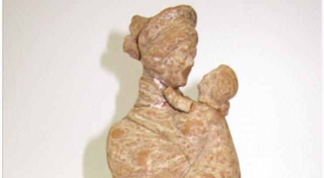 Μητέρες χιλιάδων ετών εκτίθενται στο Μουσείο Βόλου [εικόνες]