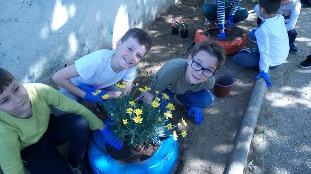 Ενα οικολογικό σχολείο, το 32ο Δημοτικό Σχολείο Βόλου