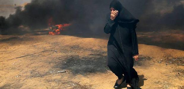 Η Γάζα «φλέγεται»: Συγκρούσεις με νεκρούς και τραυματίες