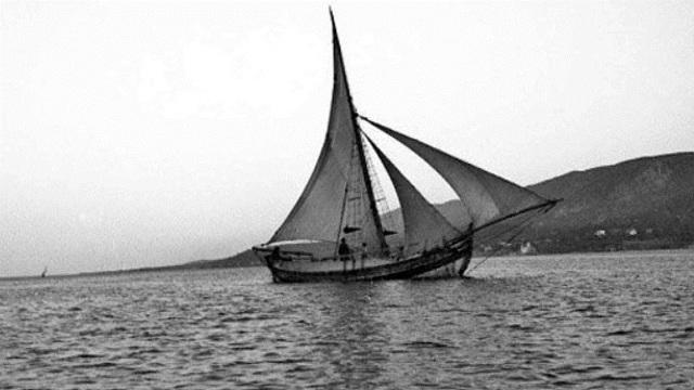 Γρηγόρης Καρταπάνης: Ναυάγια στο Αιγαίο (1964 - 1970)
