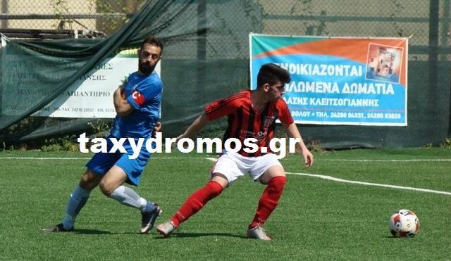 Με υπογραφή Κοντοβά  2-1 τον Πρωτεσίλαο ο Σαρακηνός