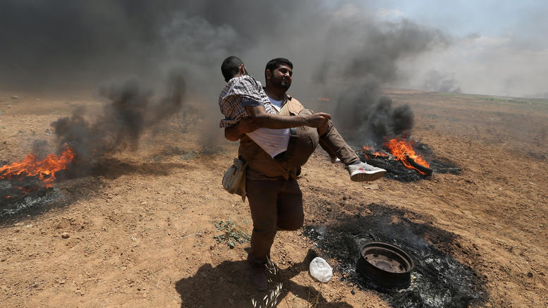 Θύελλα αντιδράσεων για το λουτρό αίματος στη Γάζα