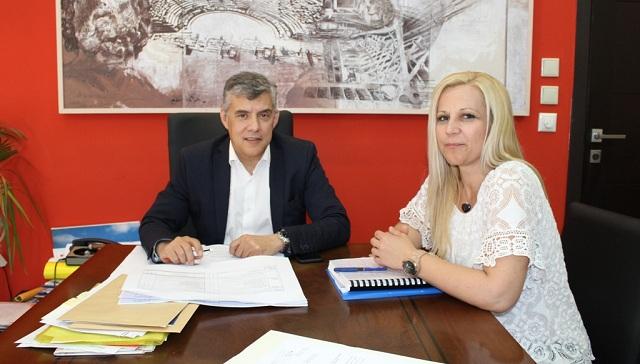 Χρηματοδότηση για νέα έργα σε Ζαγορά και Βόλο