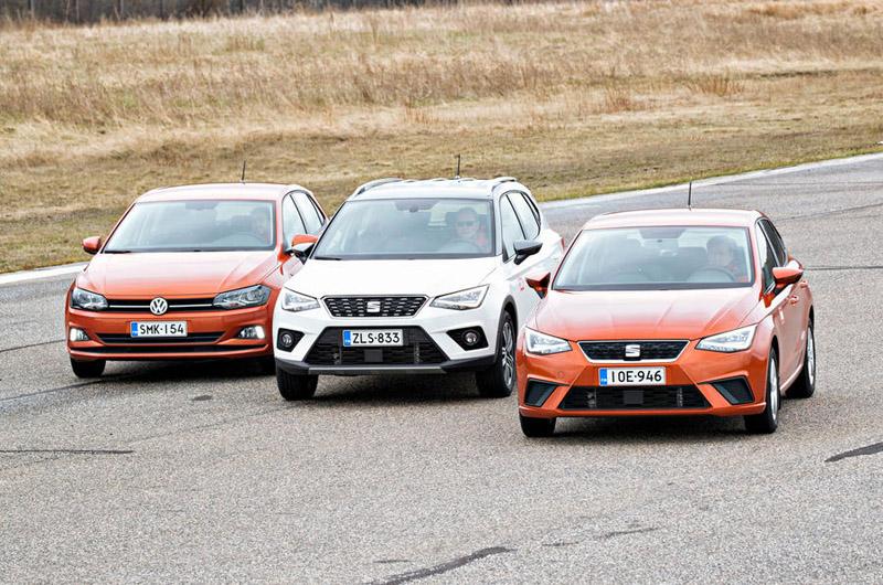 Volkswagen και Seat ανακαλούν τα Polo, Ibiza και Arona
