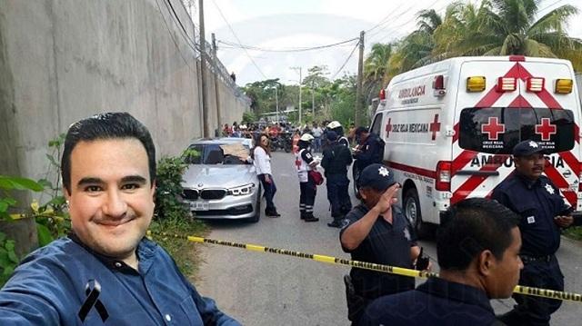 Δολοφονήθηκε ακόμη ένας δημοσιογράφος στο Μεξικό