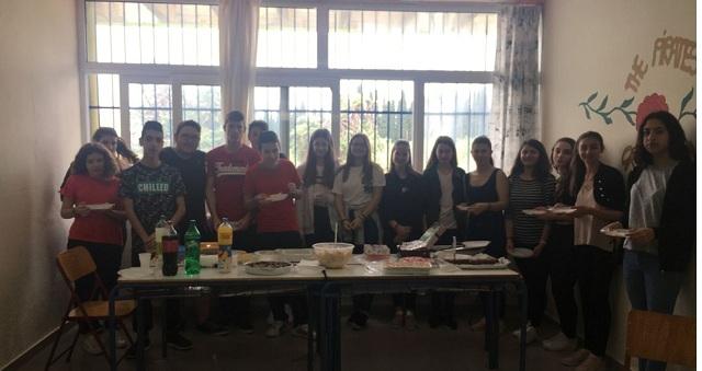 Ψηφιακός οδηγός μαγειρικής από μαθητές