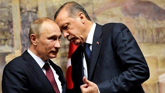 Πούτιν και Ερντογάν εξέφρασαν τη «σοβαρή τους ανησυχία» για τα γεγονότα στη Γάζα