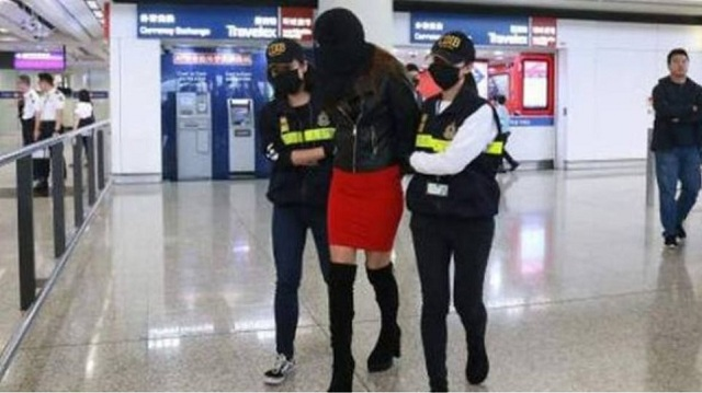 Διώκεται και στην Ελλάδα το 20χρονο μοντέλο με την κοκαΐνη