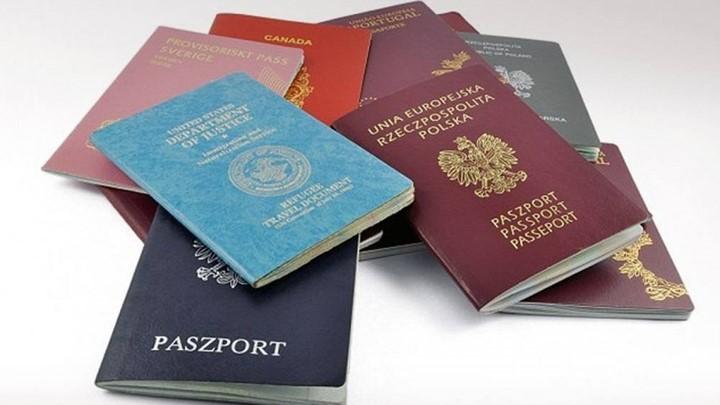 Γιατί τα διαβατήρια έχουν διαφορετικά χρώματα