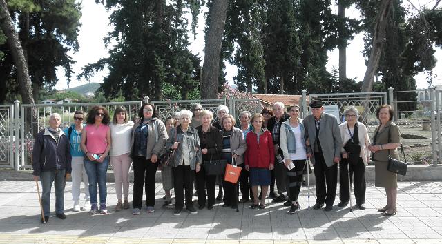 Εκδρομή των ηλικιωμένων του ΚΗΦΗ Βόλου στην Ν. Αγχίαλο