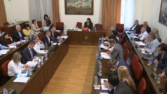 Ολες οι τοποθετήσεις στη συζήτηση για το RDF στη Βουλή