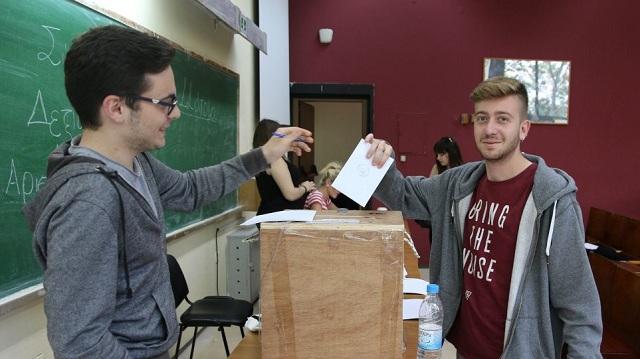 Φοιτητικές εκλογές: Αυτοδυναμία της ΔΑΠ -Στο 0,8% το BLOCO του ΣΥΡΙΖΑ