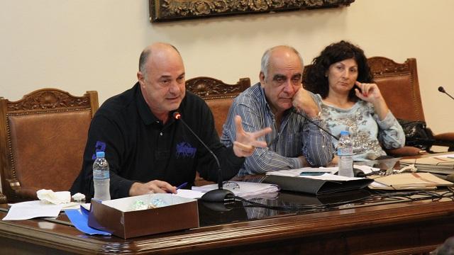 Ειδική συνεδρίαση του Δημοτικού Συμβουλίου Βόλου για τη ΔΕΥΑΜΒ