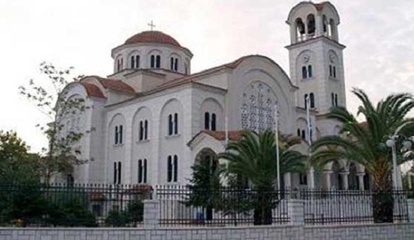 Πανηγυρίζει ο Ναός του Αγίου Νικολάου Αλμυρού