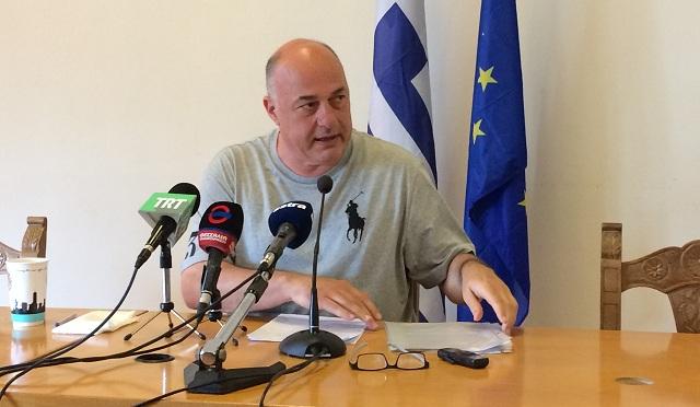 Μήνυση Αχ. Μπέου κατά ΕΡΓΗΛ και υπηρεσιακών στελεχών της ΔΕΥΑΜΒ για απάτη