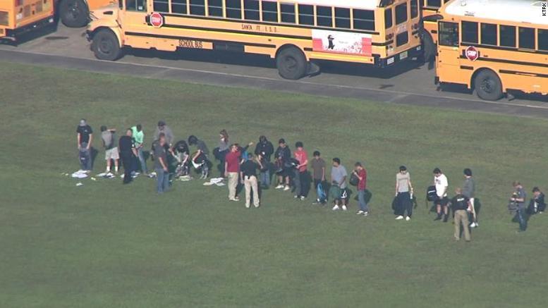 Μακελειό σε σχολείο στο Τέξας με τουλάχιστον οκτώ νεκρούς