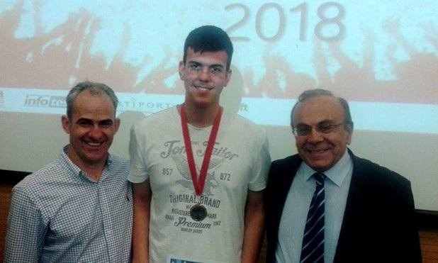 Διάκριση Τρικαλινού μαθητή σε διαγωνισμό της Microsoft