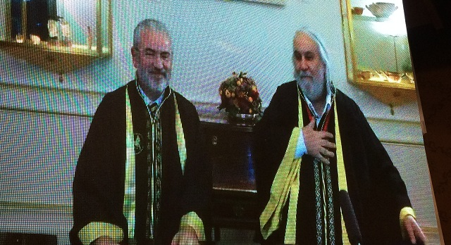 Το Πανεπιστήμιο Θεσσαλίας και ο Βόλος καλωσόρισαν τον «μουσικό του σύμπαντος»